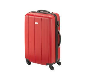 Princess Traveller CUBA Luggage Trolley Large Bag, Red
