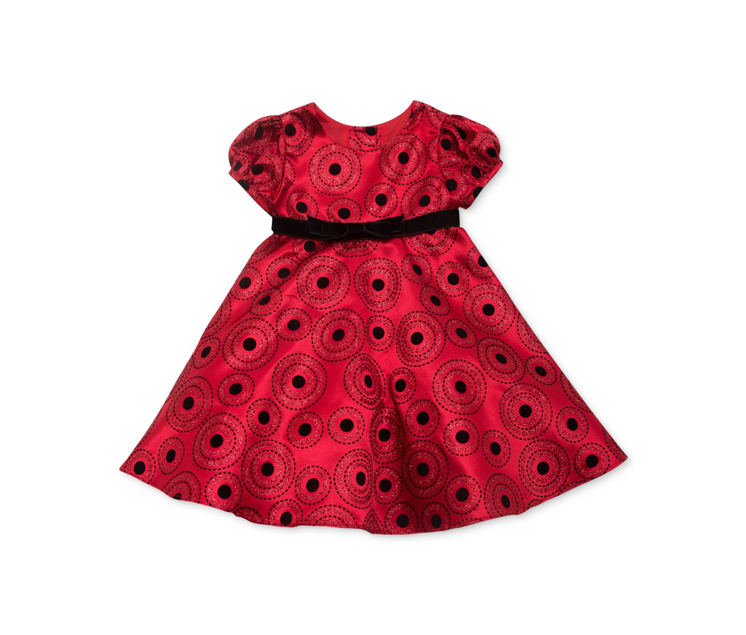 842724d1bc8a Shop Rare editions Rare Editions Baby Girls' Special Occasion Dot ...