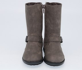 The Children's Place Girl's Boots, Gray