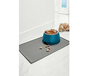 Feeding Mat, Grey