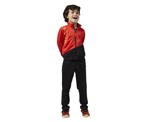Reebok Boy's Tracksuit, Red/Black