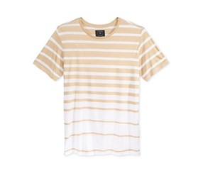 Guess Men's Graphic-Print T-Shirt, White/Beige