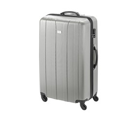 Princess Travellers CUBA Luggage Trolley Large Bag, Grey