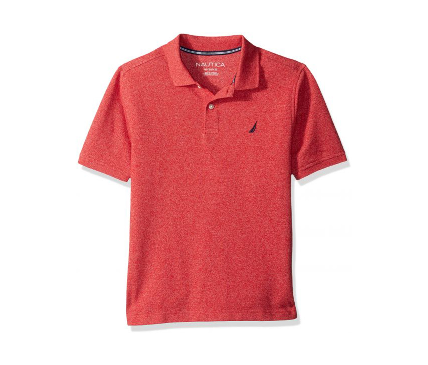 eab343462 Shop nautica Nautica Big Boys Short Sleeve Solid Deck Polo Shirt, Carmine  for Kids - Boys in Lebanon - Brands For Less