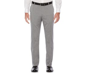 Perry Ellis Men's Suiting Pants, Gray