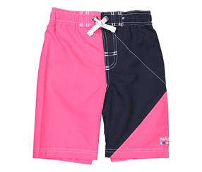 Nautica Boys Short, Navy/Pink