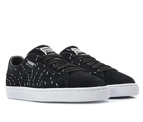 Puma Women's Suede and Shantell Martin Sneakers, Black