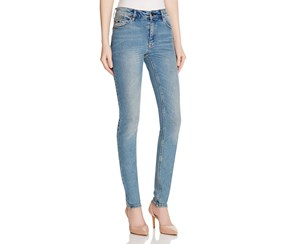 Res Denim Kitty Skinny Jeans in Vintage, Blue