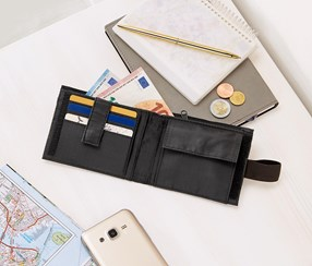 Secure Wallet, Black