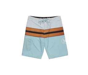 Hurley Men's Phantom Density Board short, Orange/Beige/Green