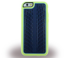 Griffin Case Screen Guard I-Phone 6 Plus, Navy Blue/Lime