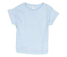 Lefties Little Girl's Pullover Top, Skyblue