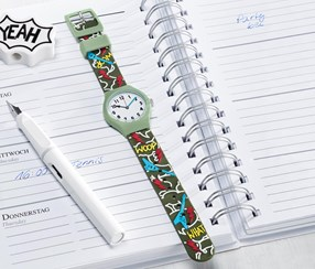 Children's Watch, Green