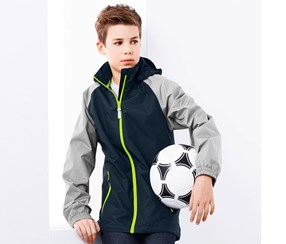 All-Weather Jacket, Blue/Grey