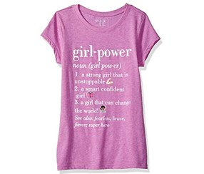 The Children's Place Girl's Top, Purple