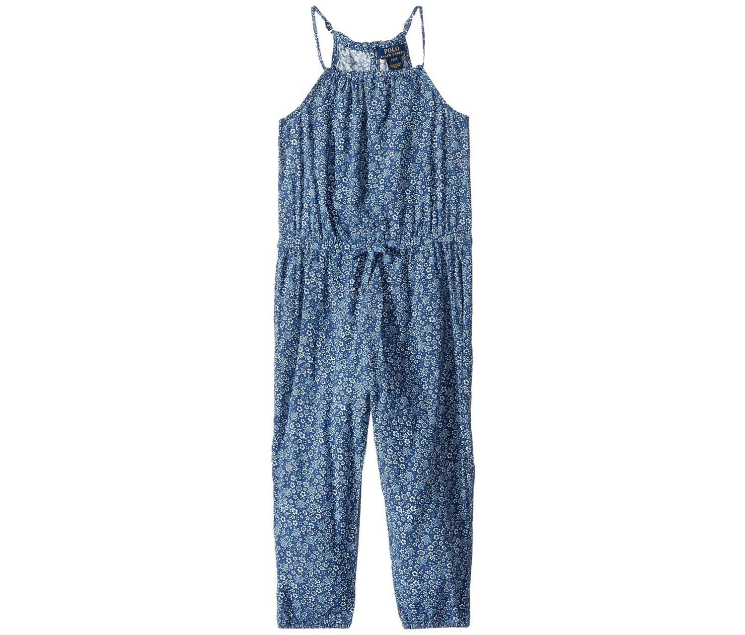 fb9484880 ... Polo Ralph Lauren Gil's Rayon Floral Romper, Blue. Super Price · Colors  of Summer. 18/925/311656381001.jpg