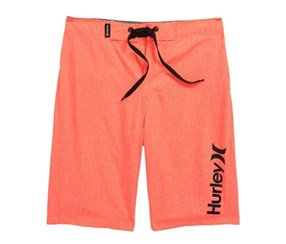 Hurley Boy's Dri-Fit Board Shorts, Orange