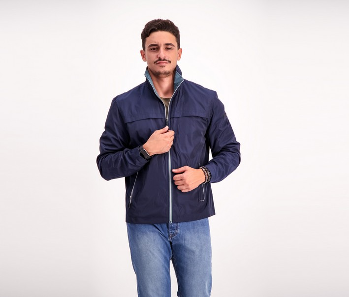 acf74dd41cfd Shop London Fog F.O.G. by London Fog Men s Packable Performance Jacket