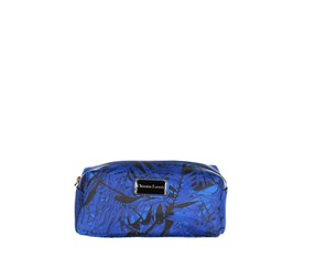 Christian Lacroix Annabel Cosmetic Kit, Eden Roc Blue
