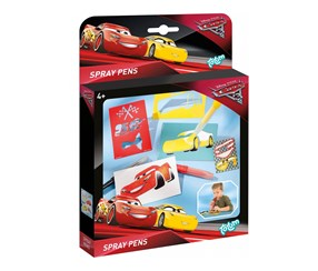 Totum Cars Spray Pens, Red