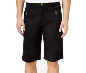 Sean John Men's Flight Shorts, Black