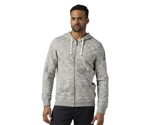 Reebok Men's Sports Jackets, Grey