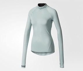 Adidas Women's Sport Top, Green