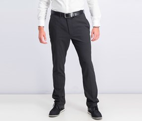 Stretch Athleisure Pants, Charcoal
