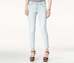 Celebrity Pink Slimming Ankle-zip Skinny Jeans, Tuscany Wash
