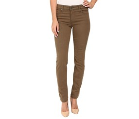 KUT from the Kloth Diana Skinny Jeans, Military Olive
