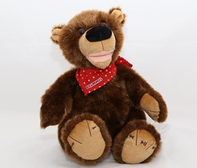 Brummel The Story-Teller Bear, Brown