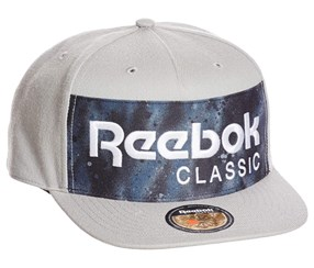 Reebok Men's Cap, Grey