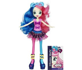 My Little Pony Sweetie Doll Drops with  Equestria Girls Rainbow Rocks Glasses, Pink