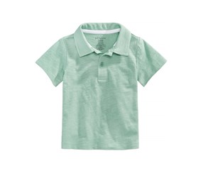 First Impressions Cotton Polo, Hot Wasabi