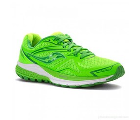 Saucony Women's Running Shoes, Lime Green