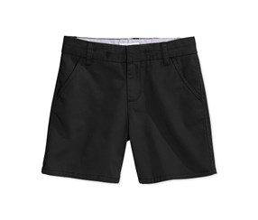 Epic Threads Girls Woven Shorts, Deep Black