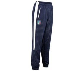 Puma Boys  Italia Stadium Pants, Navy