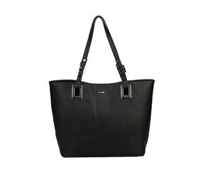 Kensie Women's Madison Tote Bag, Black