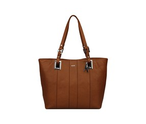 Kensie Madison Mini Tote, Saddle