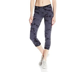 NUX Women's Legging, Grey/Black