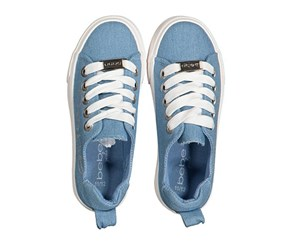 Bebe Girl's Sneakers, Blue