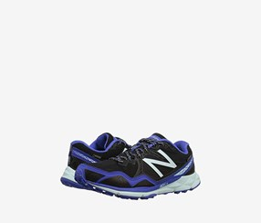 New Balance Women's Trail Running Shoes, Black