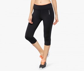 Reebok Women's Legging, Black