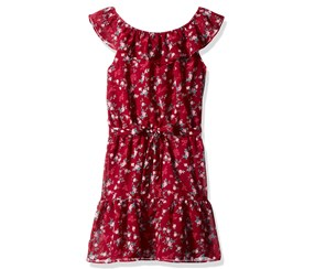 The Children's Places Girl's Dresses, Red