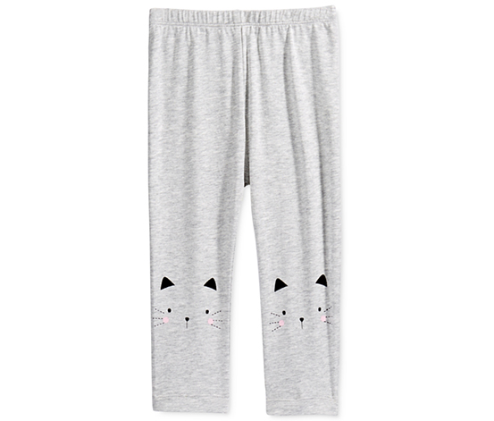 46a57678dac4d Shop First Impression First Impressions Baby Girl's Cat Leggings ...