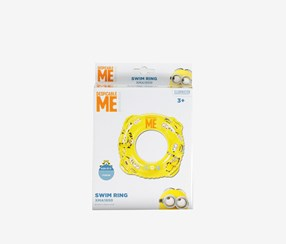Minions Swim Ring, Yellow