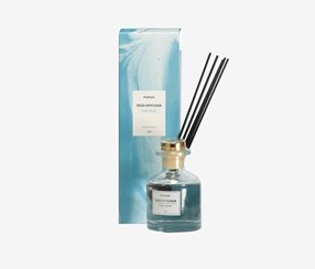 Reed Diffuser Square Bottle 100 ml, Blue