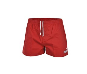 Puma Men's Sport Running Shorts, Red
