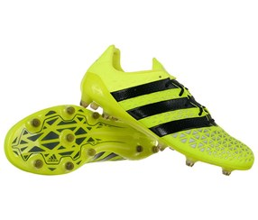 Adidas Men's Football Shoes, Lime Green