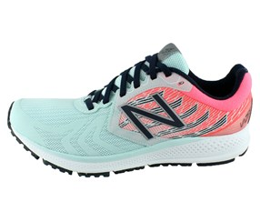 New Balance Women's Running Shoes, Light Blue/Pink